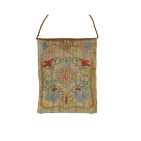 Embroidered Bag - Oriental Gold