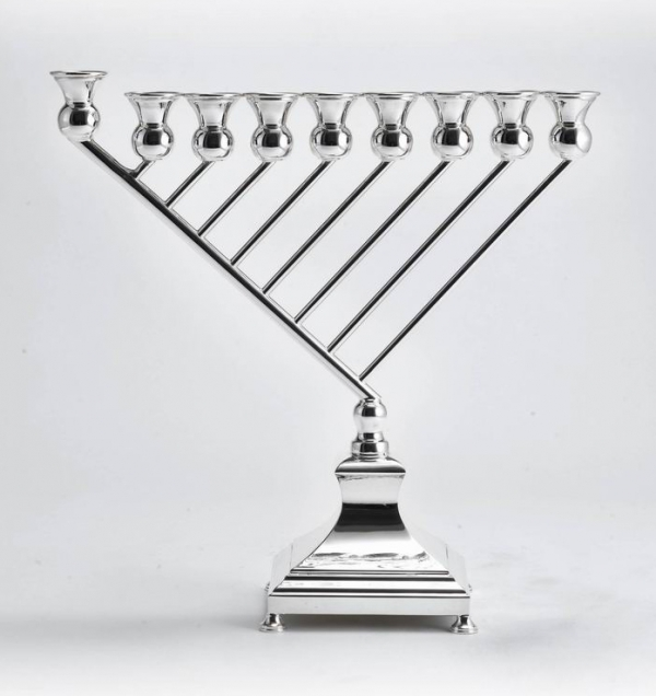 Chanukah Menorah - Modern